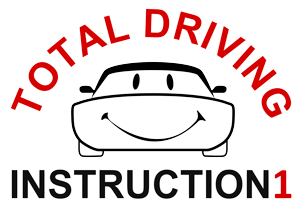 Total Driving Instruction 1 Logo